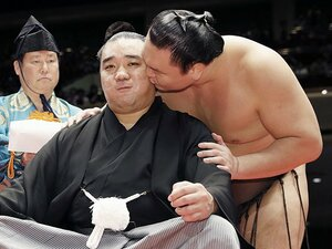 日馬富士が残した最後の言葉。「世界を旅して勉強したい」