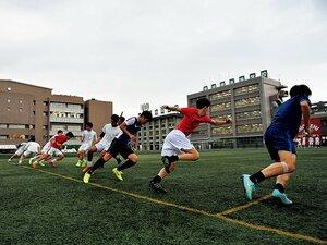 [最強高校部活探訪・初回スペシャル]東福岡高校、日本一のブカツ道。