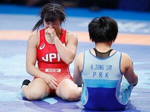 女子レスリングは弱くなったのか?世界選手権で金メダル「1」の意味。