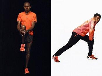 <世界最速のランナーに迫る> 男子マラソン 「人類は2時間の壁を破れるのか」~ゲブレシラシエ、マカウ、キプサング~<Number Web> photograph by Kenta Yoshizawa