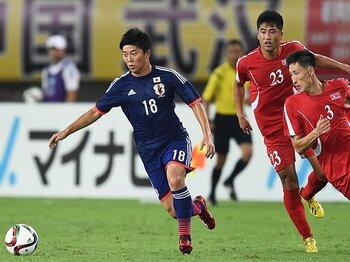 内田と清武にあり、現代表にないもの。東アジア杯初戦・テスト合格者はゼロ。<Number Web> photograph by AFLO