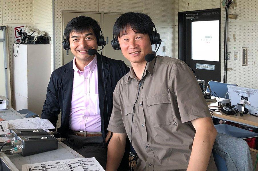 川崎優勝から1年。岡山一成がついに見つけた夢は選手兼監督。<Number Web> photograph by Kazunari Okayama