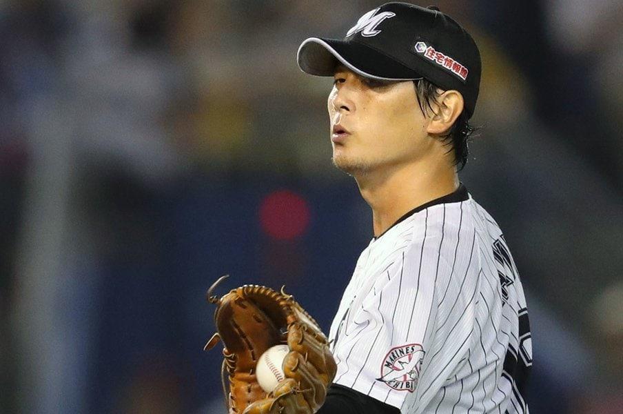涌井秀章がメジャーに行った後は……。ロッテには次の主役候補がいっぱい!<Number Web> photograph by Kyodo News