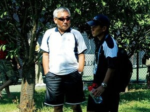 福井、土橋、松岡らを育てた柳川の古賀通生さん、逝く。~日本テニス界の礎を猛練習で作った男~