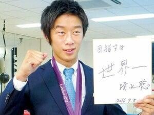 ロンドン銅の清水聡、リオを逃してプロ転向。~日本で5人しかいない五輪メダリストボクサーとして~