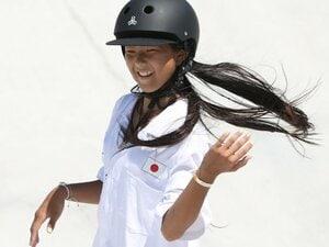 """空中戦で勝負せずに銀メダル 「世界でかっこいいスケーターに」12歳開心那""""プロスケーターも驚く""""2つの凄さ"""