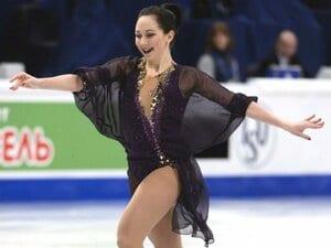 トゥクタミシェワが欧州フィギュア制覇。女子とペアでロシア勢が表彰台独占!
