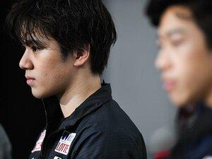 GPファイナル2位だった宇野昌磨。世界の頂点を狙う、次のステージへ。