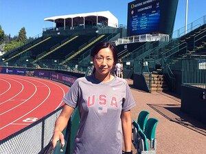 MLBで日本人初の女性トレーナーに。父は2000本安打、谷沢順子の挑戦。