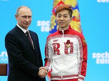 韓国が既に進めている、平昌五輪に向けた強化策。~4年後に向けての特別帰化制度~<Number Web> photograph by Getty Images