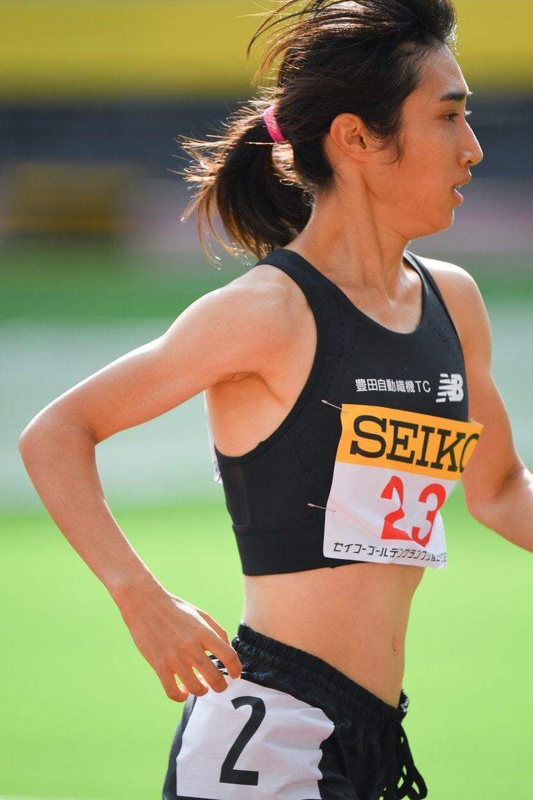 8月のセイコーゴールデングランプリで圧倒的な走りを見せた (C)Asami Enomoto / photograph by