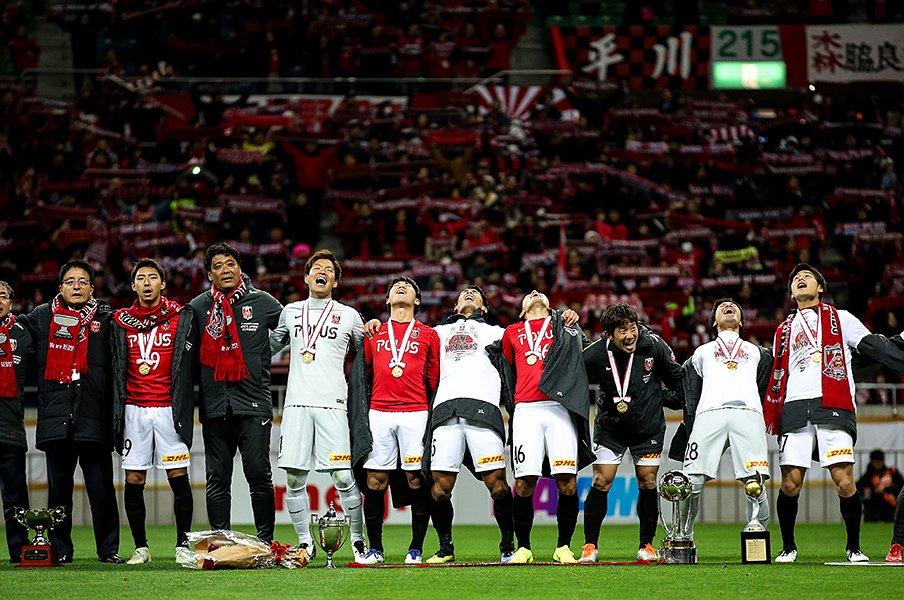 レッズの栄光は「1-0」が似合う。天皇杯制覇に凝縮された浦和イズム。<Number Web> photograph by Getty Images