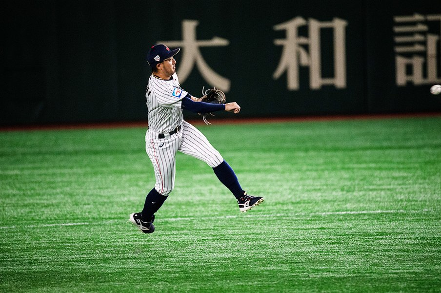 メジャーGM会議で話題になった3人の日本人野手の名前と評価。<Number Web> photograph by Nanae Suzuki
