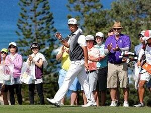 米ツアー新年初戦が男女同時開催?ゴルフ競技人口減に知恵を絞って。