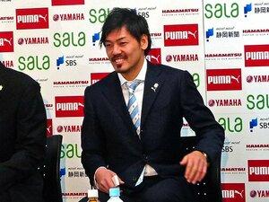"""一匹狼がベテランとして再びJへ。松井大輔が語るジュビロとの""""縁""""。"""