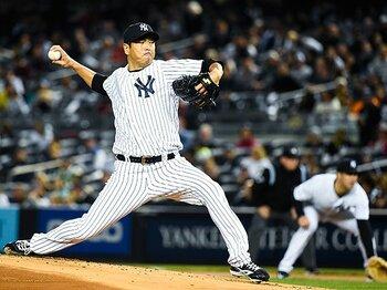 黒田博樹が再び日本で活躍する根拠。股関節の硬さ、という弱点が長所に?<Number Web> photograph by Getty Images