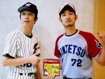 """""""野球DJ""""が名曲、珍曲をご紹介。「プロ野球 音の球宴」へようこそ。<Number Web> photograph by Sports Graphic Number"""