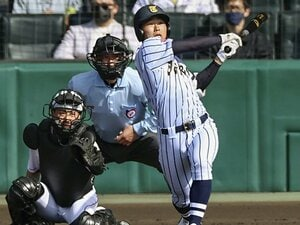 「12試合ホームランなし」最長記録を破った東海大菅生・新2年生は昨秋までメンバー外<インコと話せる背番号17>【センバツ】