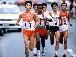 33年前、大迫傑よりも速いペースで。一緒に走って感じた中山竹通の殺気。
