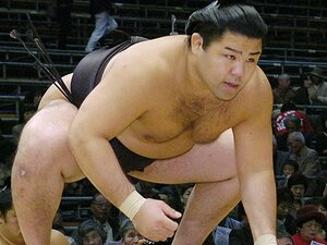 引退した里山の忘れられない一言。「本当は前に出る相撲を取りたい」