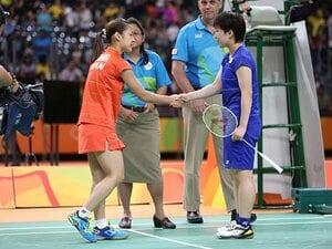 早すぎたリオ五輪の日本人対決。今も続く奥原希望と山口茜の物語。