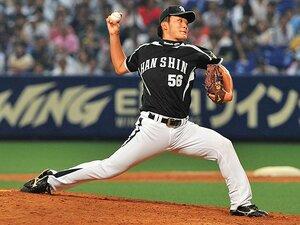 ポスト藤川球児の19歳、松田遼馬が虎を救う秋。~ベテラン顔負けの勝負度胸~