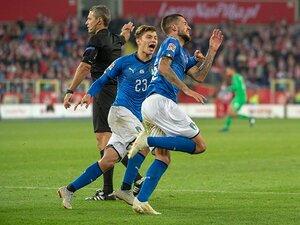 「イタリア最高のMF」はまだ21歳。 サッカーも結婚も早熟な男バレッラ。