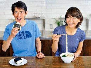 <スペシャル対談> 鏑木毅×高橋尚子 「レジェンドランナーの食生活」