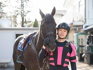 「馬が人を育てる」ということ。桜望と1人の大学生が築いた絆。