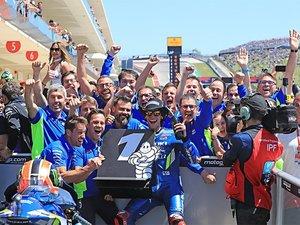 23歳リンスがキャリア初優勝。MotoGPは4強時代へ突入か?