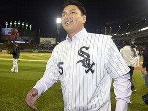 シカゴでも「引退セレモニー」が開催。なぜ井口資仁はメジャーで評価されたか。