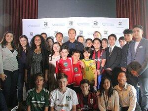 本田圭佑が国連財団の「支援者」に!世界の子供たちが夢を持つために。