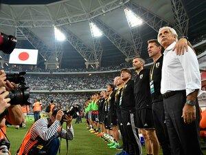 現代サッカーにおいて、代表とは。ハリル監督が示した新たな「定義」。