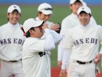 ついに終わった斎藤佑樹の大学野球。神宮大会決勝は珠玉のラストゲーム。<Number Web> photograph by Masashi Adachi