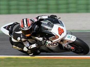 250cc王者・青山博一のモトGPで高まる期待値。<Number Web> photograph by Satoshi Endo