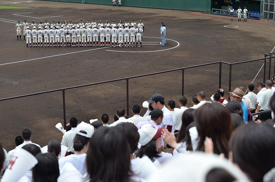 最後の夏……出場辞退はしたくない!高校の「連帯責任」はもうやめよう。<Number Web> photograph by Hideki Sugiyama