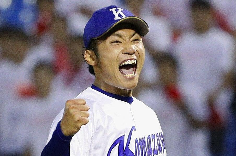 大学選手権で心が震えた剛腕2人。則本級の快速球を持つ投手が!<Number Web> photograph by Kyodo News