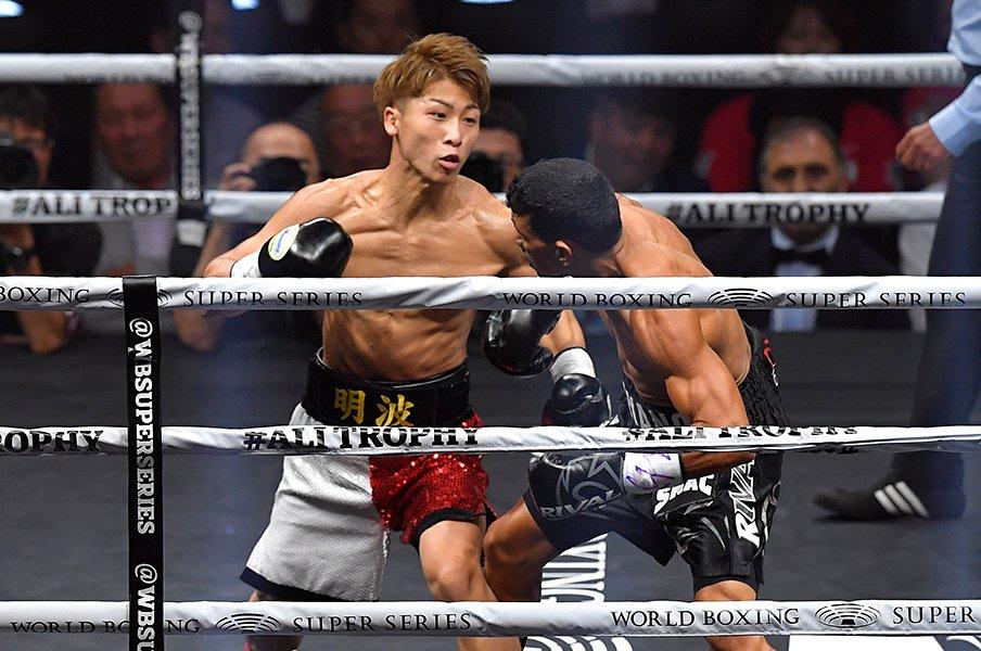 井上尚弥への注目度、足りてる?池田純が考えるボクシング人気の鍵。<Number Web> photograph by Getty Images