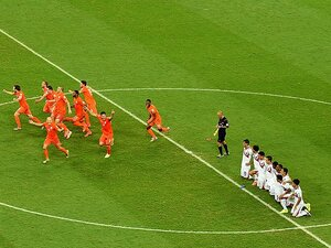 W杯の理想的な「負け方」と「勝ち方」。コスタリカとアルゼンチンの対照性。