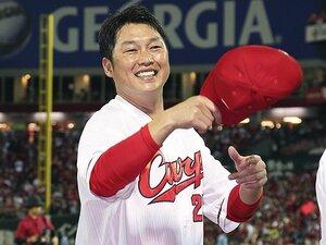 新井さんの笑顔は涙でできている。若きカープの4番打者が号泣した日。