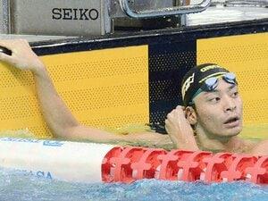 水泳・入江陵介のスタイルは不変。「普通」のままで世界と戦い続ける。