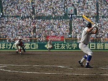 甲子園、高野連は悪者なのか。米・高校野球事情を調べてみると……。<Number Web> photograph by Hideki Sugiyama