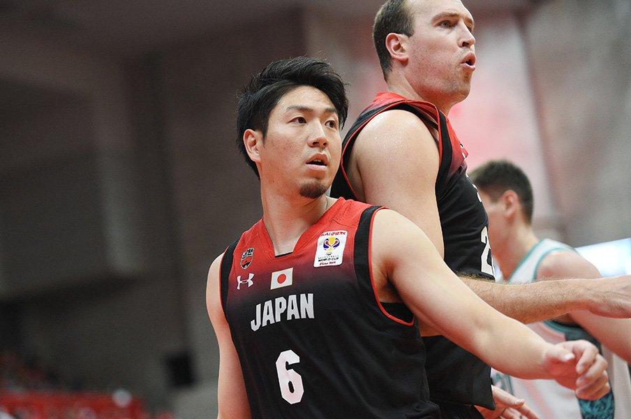 八村、渡邊不在もW杯予選6連勝。比江島慎が豪州で得た逞しさとは。<Number Web> photograph by Itaru Chiba