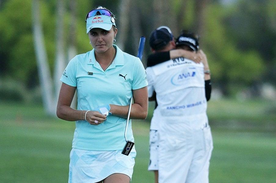 ボール位置が2cmズレて優勝逃す!?米女子ゴルフ、メジャー大会での悪夢。<Number Web> photograph by Getty Images