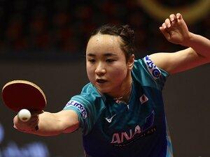 日本史上初、世界ランク2位に!伊藤美誠が目指す「無敗の女」。
