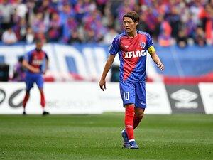 FC東京の甘さを「本気」で変える。殻を破った新主将の10番、東慶悟。