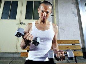 <お笑い芸人は、なぜ体を鍛えるのか?> 庄司智春 「目指すは60歳になっても筋肉芸人」