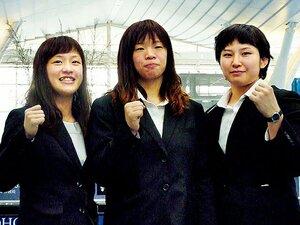 """女子レスリングでも躍動。""""'94世代""""が見据える東京。~羽生、大谷らも揃うまさに黄金世代~"""