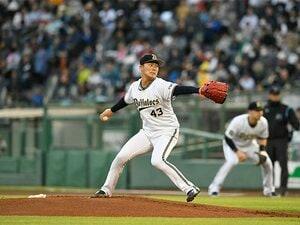 金子弌大が認め、山本由伸は憧れ。 神戸で実現したオリ新旧エース対決。