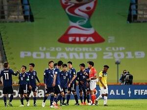 U-20W杯初戦で南米得点王を封殺。 CB瀬古歩夢に漂うリーダーの風格。
